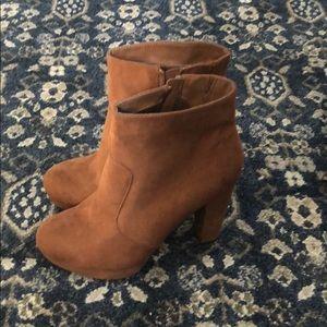 New Mossimo booties